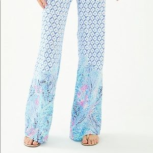 Bal Harbour Palazzo Pants Lilly Pulitzer
